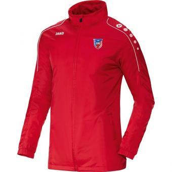 Allwetterjacke Team SV Untermenzing rot | 164
