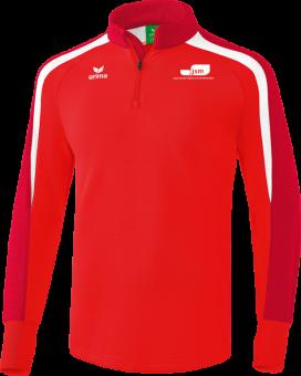 Liga 2.0 Trainingstop Japanische Sportschule rot/dunkelrot/weiß   128