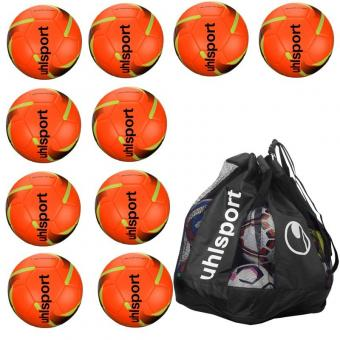 10 x 290 ULTRA LITE SOFT Ballpaket + Ballsack