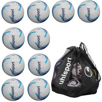 10 x NITRO SYNERGY Ballpaket + Ballsack
