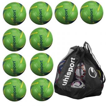 10 x 290 ULTRA LITE SYNERGY Ballpaket + Ballsack