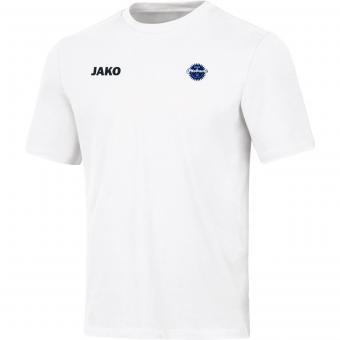 T-Shirt Base ERSC Ottobrunn weiß | 116