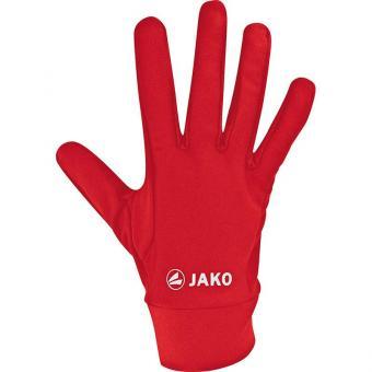 Feldspielerhandschuhe Funktion SV Untermenzing rot   7