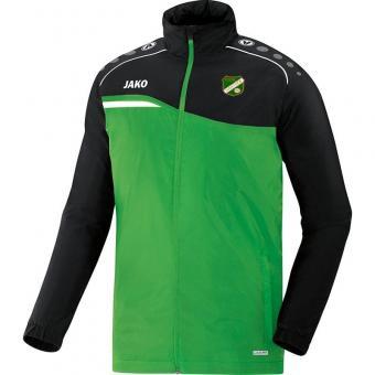 Allwetterjacke Competition 2.0 FSV Harthof München soft green/schwarz | 3XL