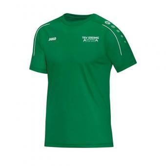 T-Shirt Classico TSV Erding Delphine sportgrün | 4XL