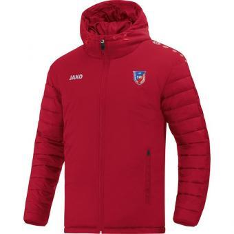Stadionjacke Team SV Untermenzing chili rot | XL