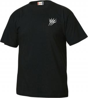T-Shirt Kinder TSC Ottobrunn schwarz   150/160