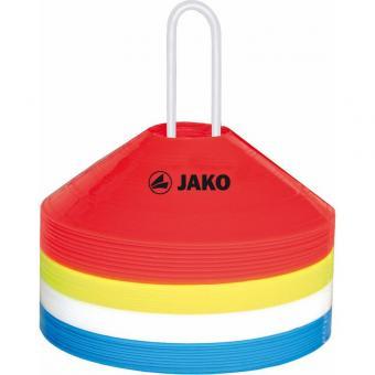 Markierungshütchen 40er-Set - 4 farbig   0